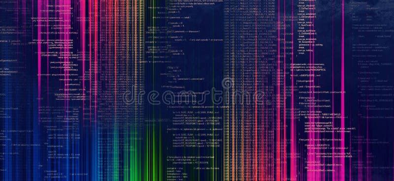 Intelligensteknologibakgrund vektor illustrationer