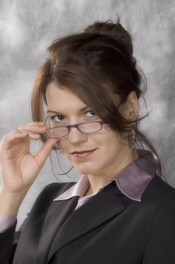 Download Intelligent Look Royalty Free Stock Photo - Image: 285155