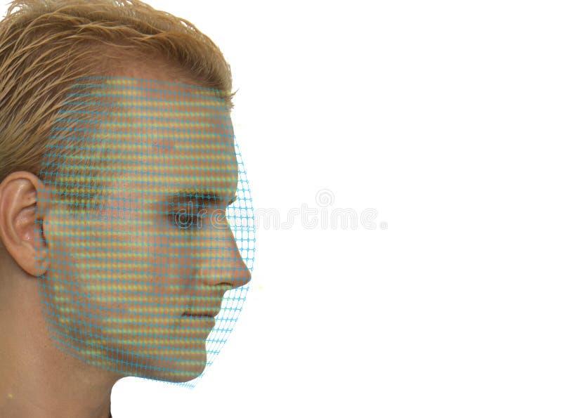 Intelligentes Telefontechnologiekonzept, lizenzfreie stockbilder