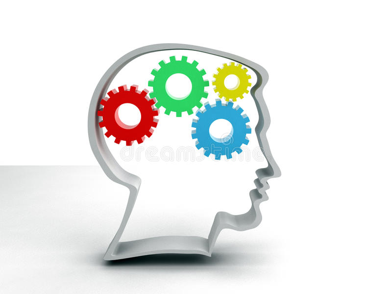 Intelligentie royalty-vrije stock afbeelding