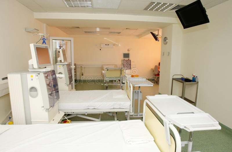 Download Intensive care unit stock image. Image of pain, empty - 13175429