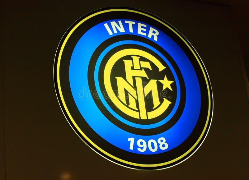 inter fc arkivfoto