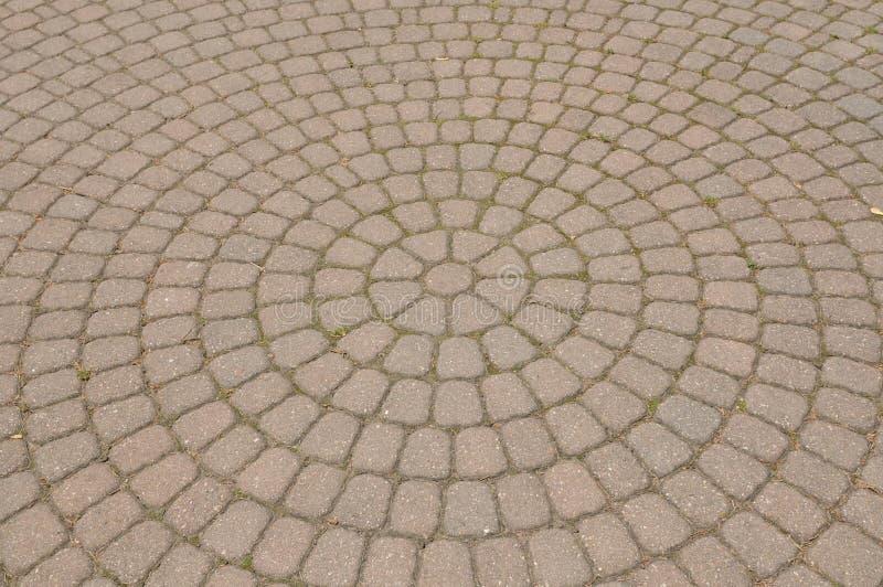 inter låsande stenar royaltyfri foto
