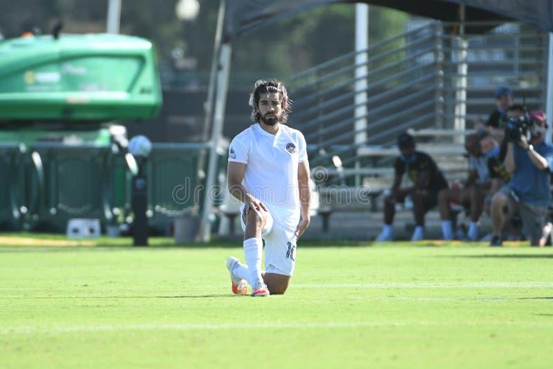 Inter Miami CF vs New York City FC - Orlando Florida USA stock fotografie