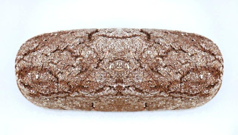 Intera pagnotta del pane del granulo fotografie stock libere da diritti