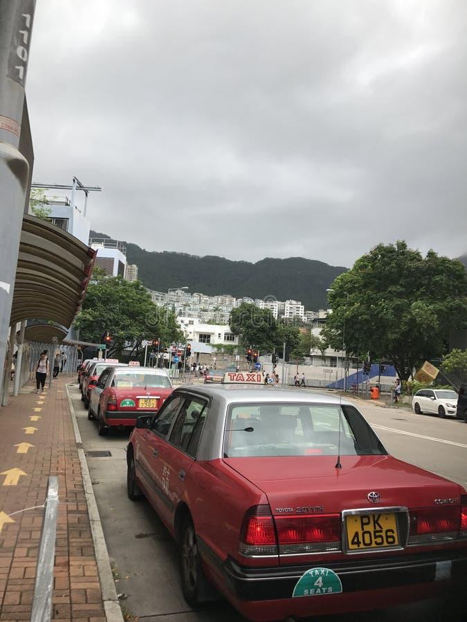 Interamente circa Hong Kong immagini stock libere da diritti