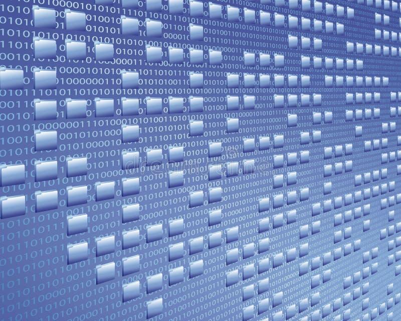 Intercambio de datos electrónicos libre illustration