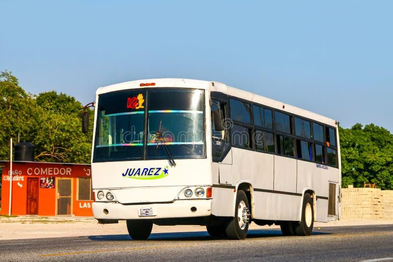 Intercity powozowy autobus zdjęcia stock