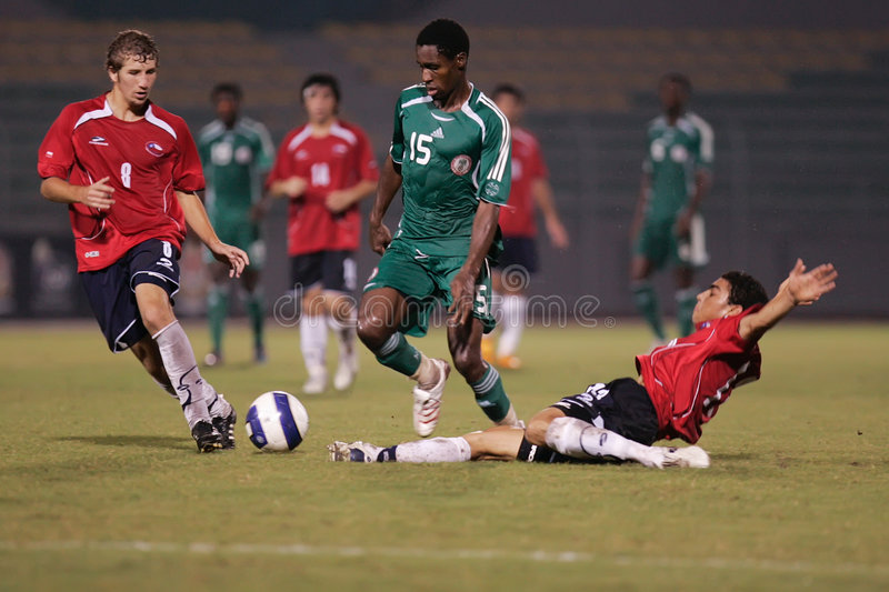 Intercontinental U-23 Football Championship stock images