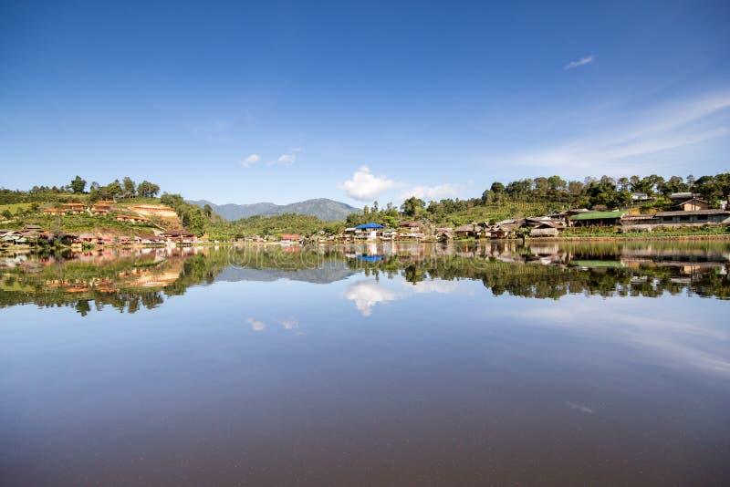 Download Interdiction Rak thaï photo stock. Image du village, horizontal - 56485018