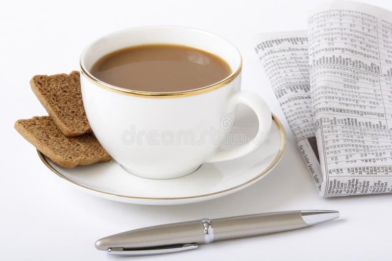 interes na śniadanie obraz royalty free
