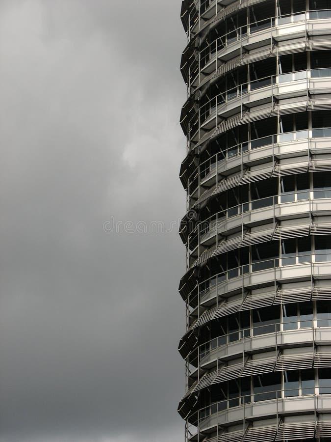 Interessantes Gebäude lizenzfreies stockfoto