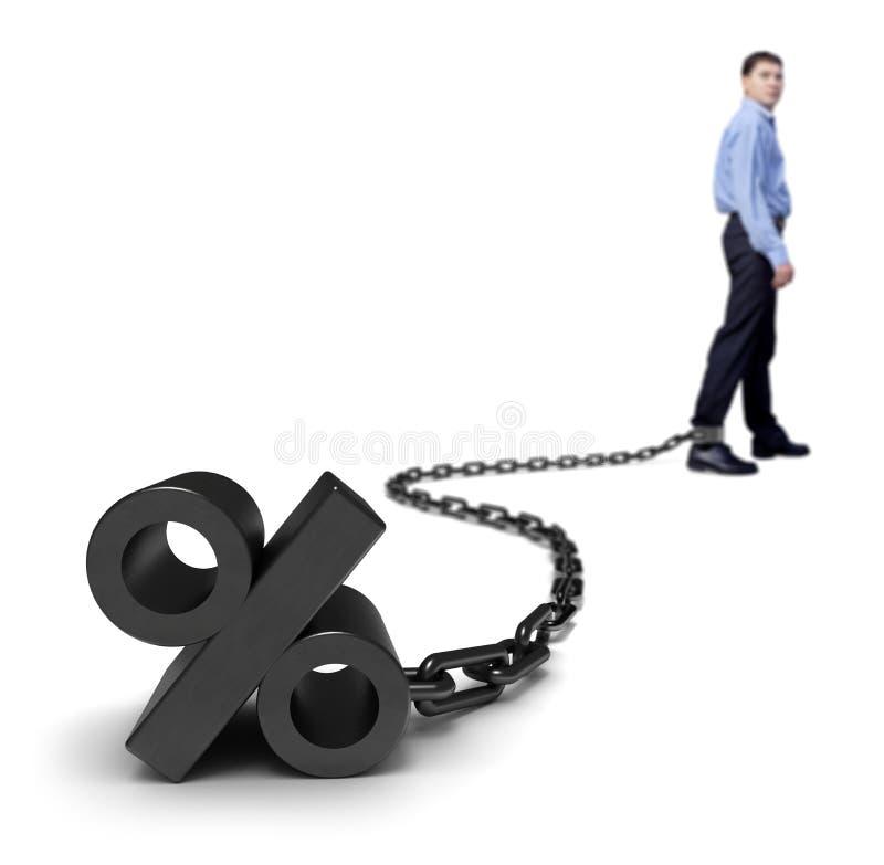 Download Interest rate. stock image. Image of bondage, sign, percentage - 24458807