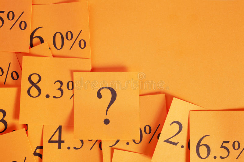 Download Interest Rate Concept Stock Images - Image: 25835294