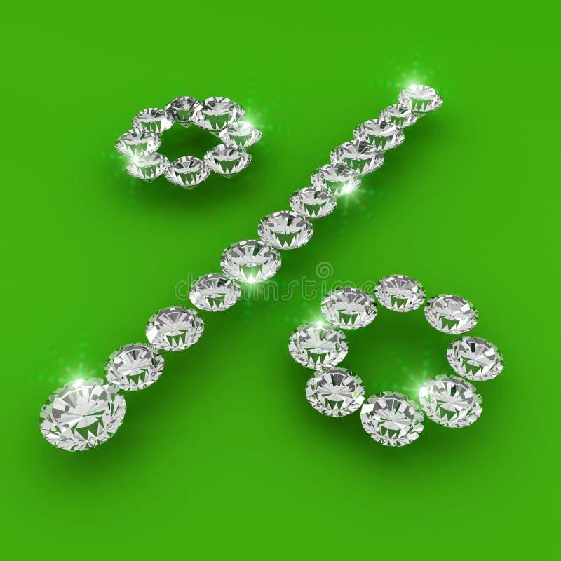 Download Interest Rate Shape Diamond Art Illustration Stock Illustration - Image: 10918133