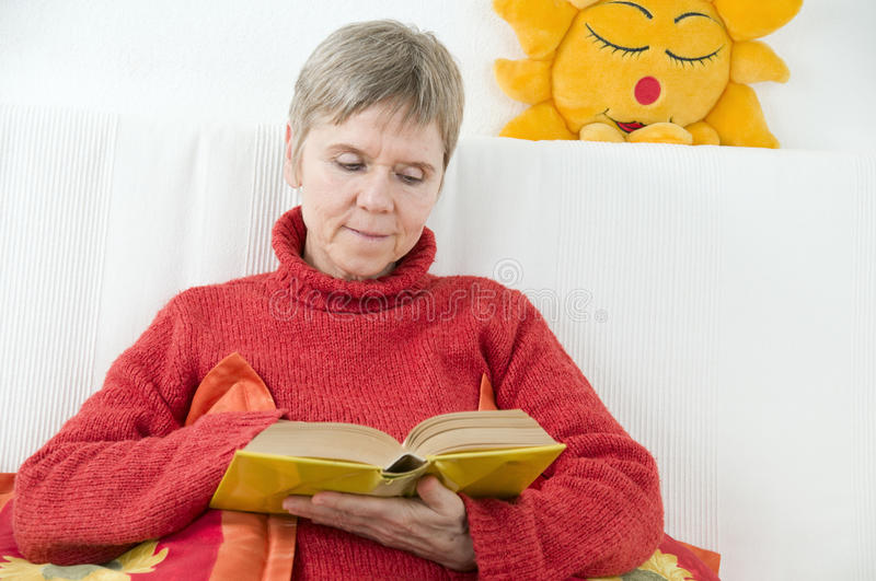 Download Interesting book stock photo. Image of read, person, comfort - 33534574