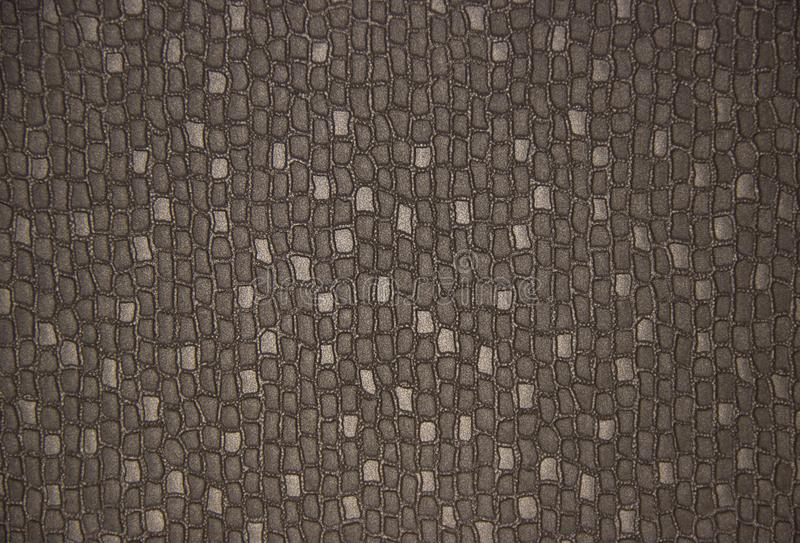 Background of artificial leather. Interesting and original background of artificial leather royalty free stock image