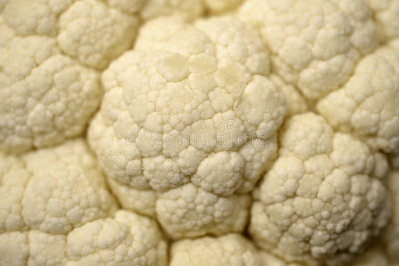 Pattern of cauliflower up close. Interesting pattern of cauliflower up close as background for healthy food stock photography