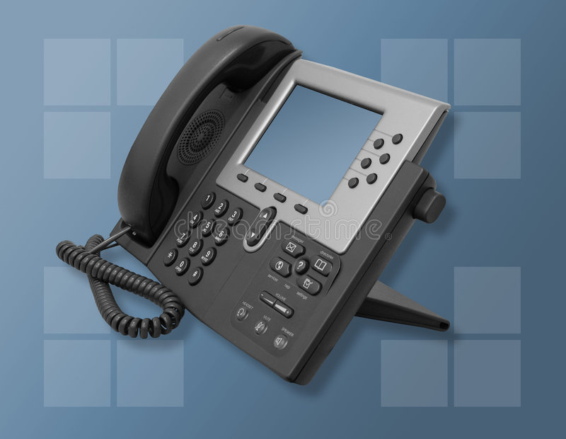 interesy korporacji telefon obraz stock