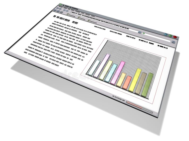 Download Interface stock illustration. Illustration of design - 14176026