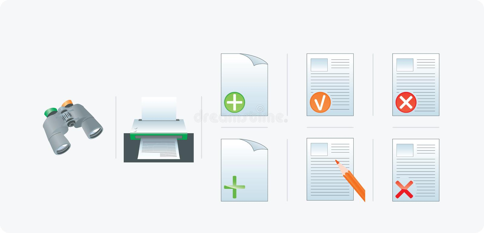Download Interface icons stock vector. Image of modern, internet - 7534916