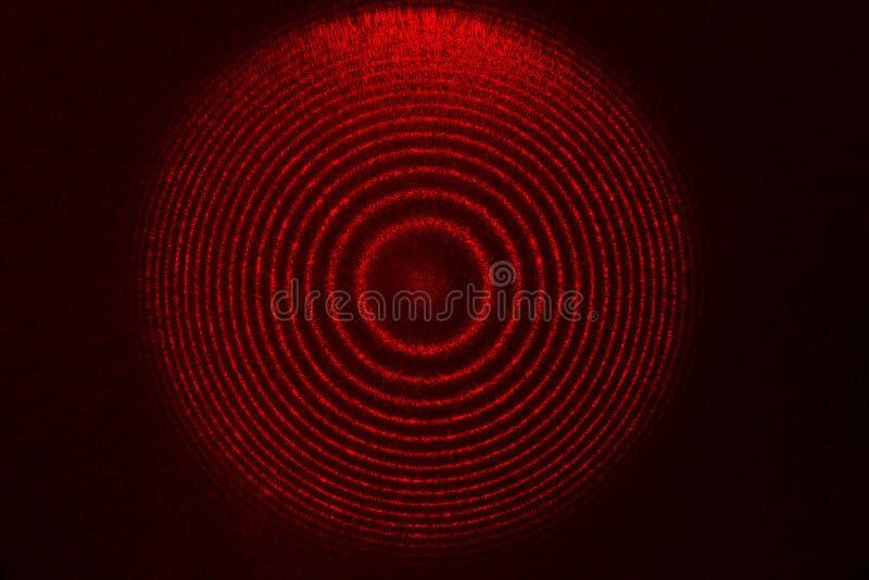 Interferência do laser imagens de stock