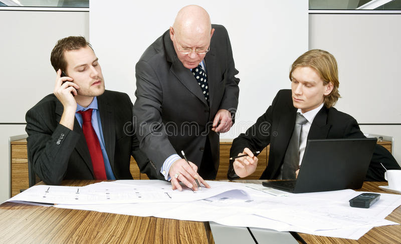 Download Interfering Boss Stock Photos - Image: 13091473