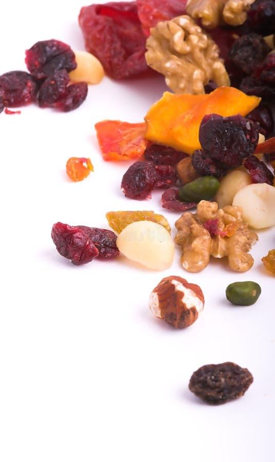 Interi alimenti Mixed immagini stock