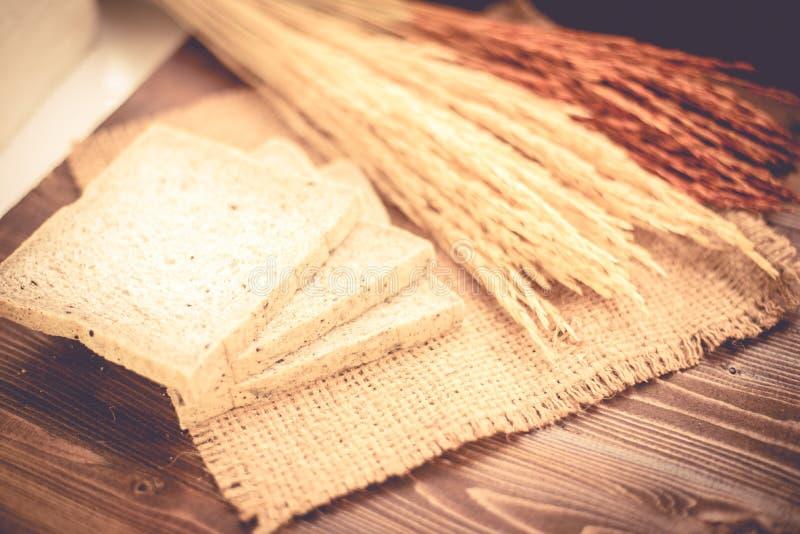 Interi granuli fotografia stock libera da diritti