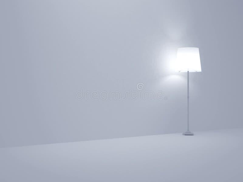 Download Interior ilustração stock. Ilustração de iluminação, decoração - 12809787