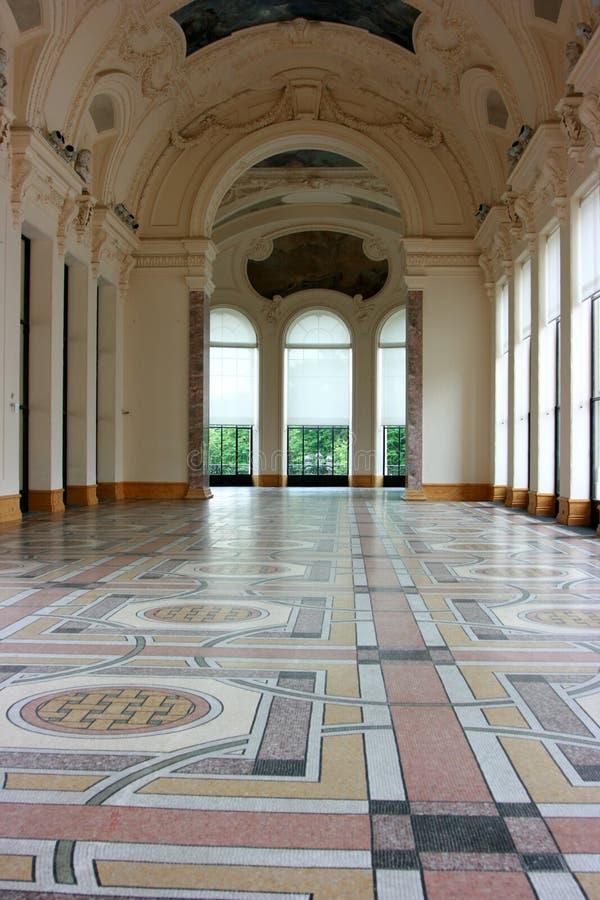 Interior foto de archivo