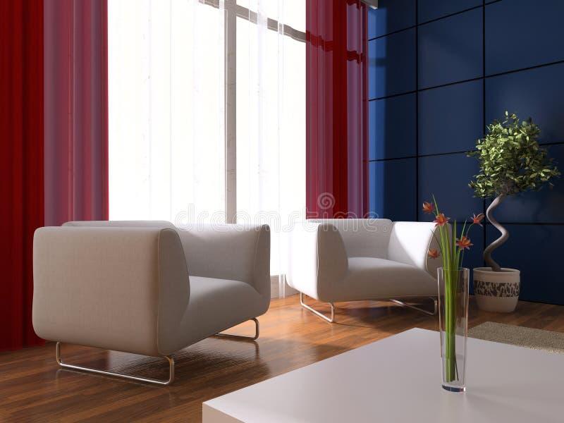 Interior vector illustration