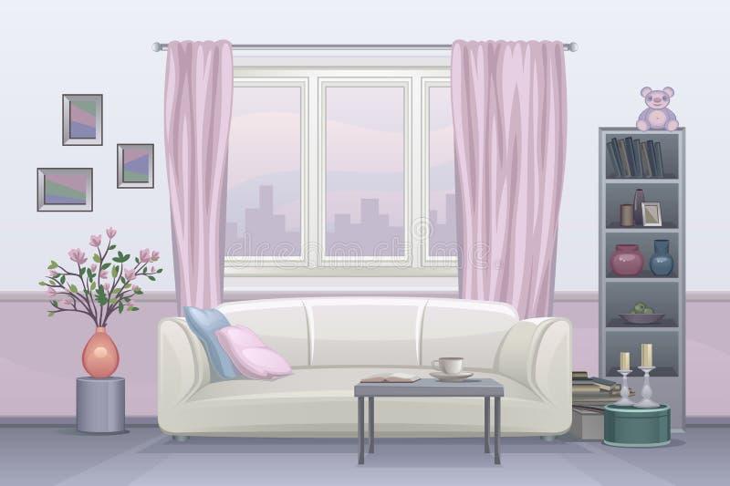 interior 12 royaltyfri illustrationer