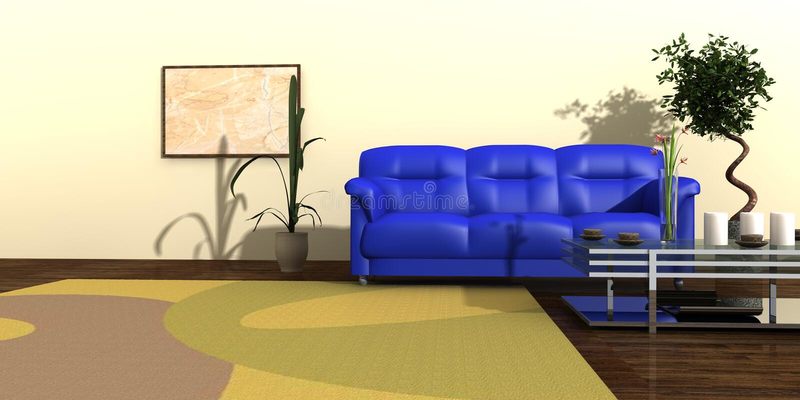 Interior libre illustration