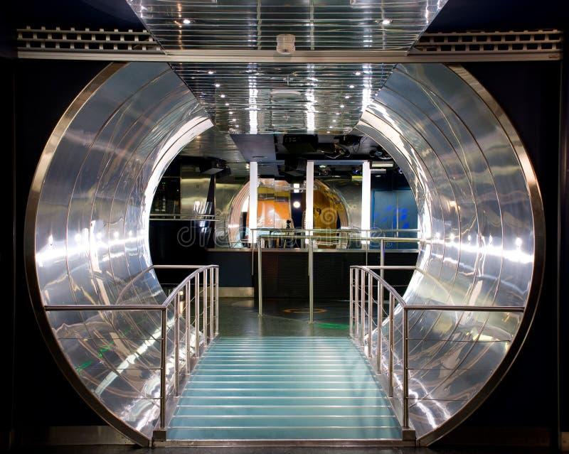 Download Interior foto de archivo. Imagen de calzada, puente, azul - 7151780