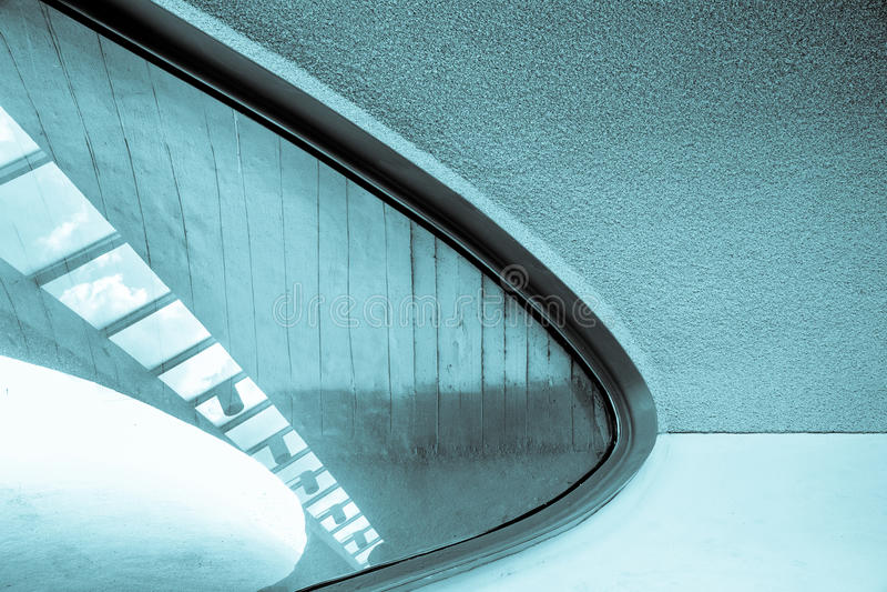 Interior Architectural Details stock photo