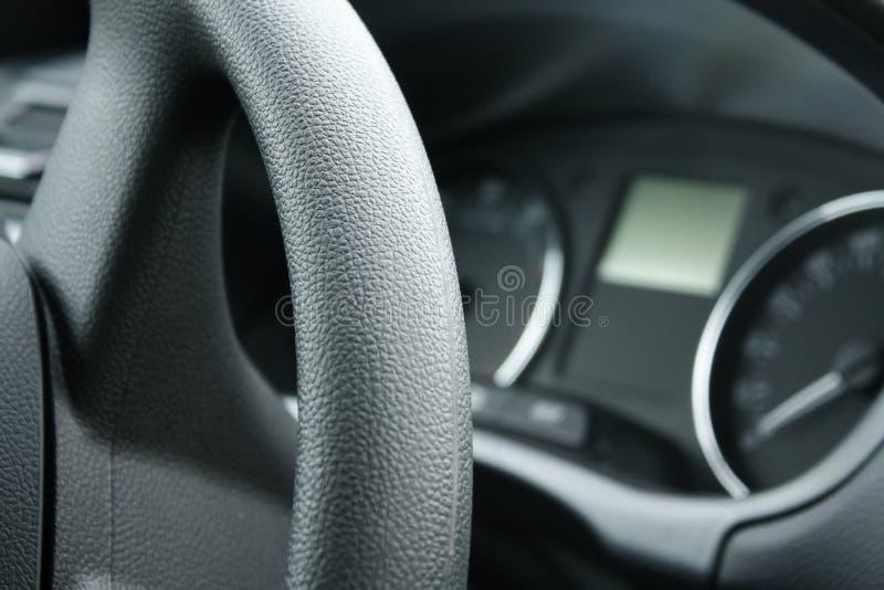 Interior auto fotografía de archivo libre de regalías