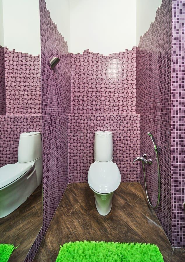 Interior av badrummen arkivfoton