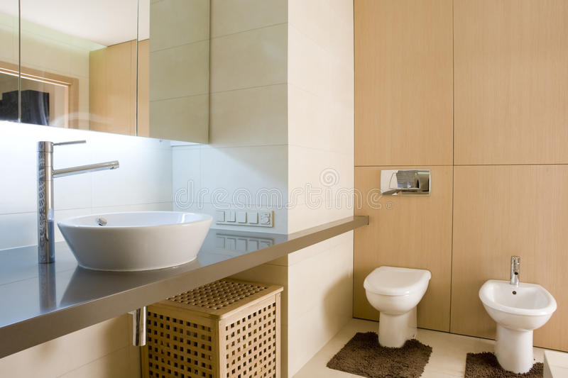 Download Interior Of A Bathroom Royalty Free Stock Photography - Image: 18962027