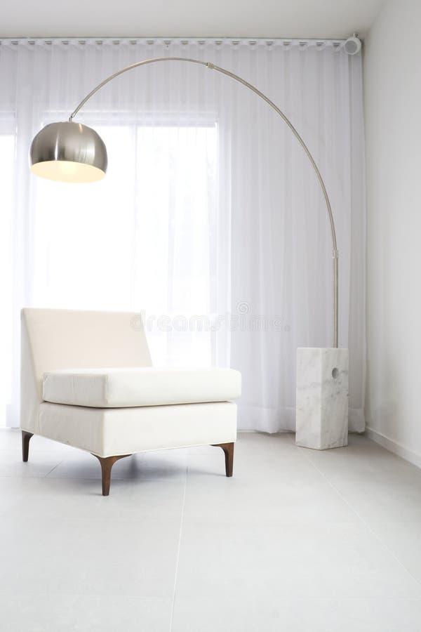 Download Interior Blanco Contemporáneo Imagen de archivo - Imagen de quebradizo, arquitectónico: 7283047