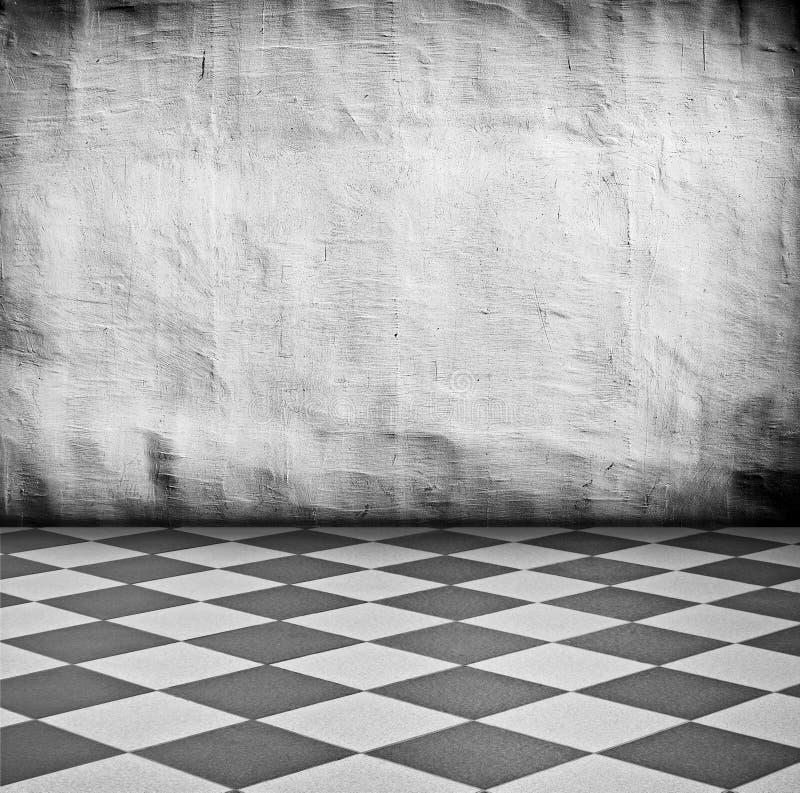 Interior blanco sucio fotos de archivo libres de regalías