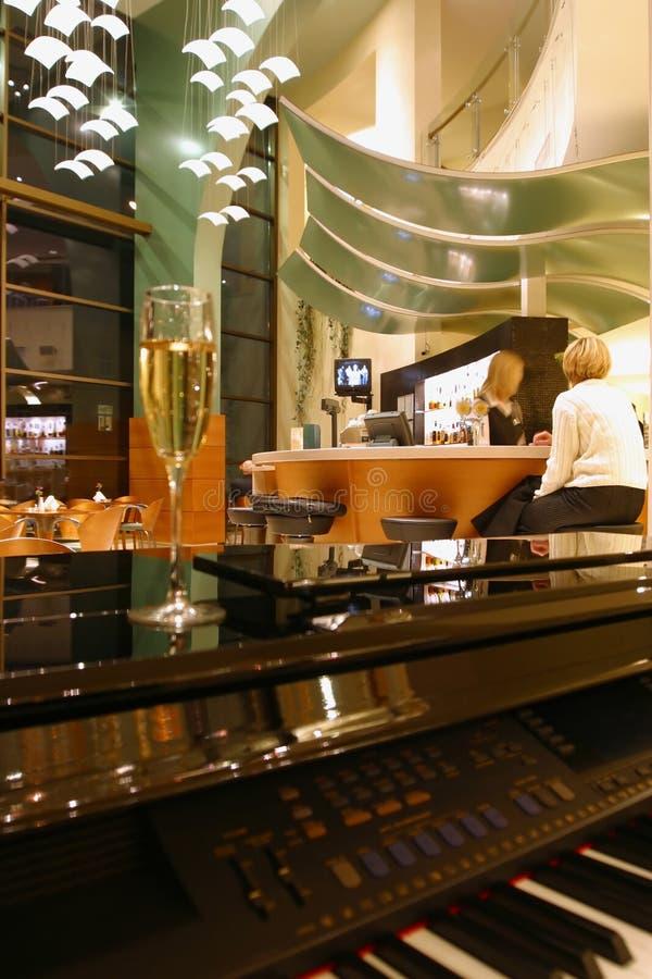 Free Interior Cafe Royalty Free Stock Image - 1732916