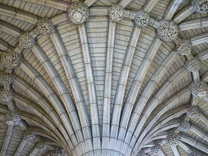 Interior canadense do edifício do parlamento fotos de stock royalty free