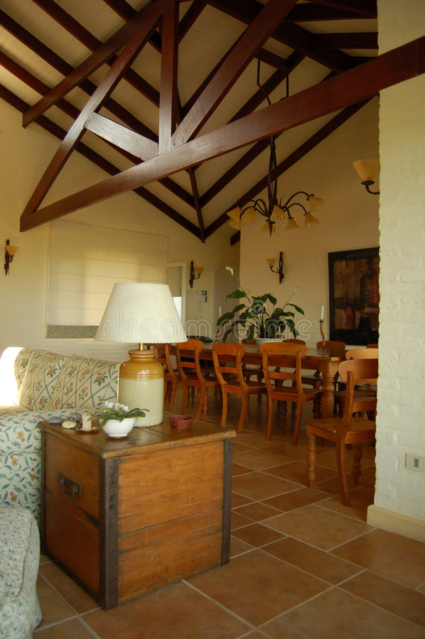 Interior casero (2) imagen de archivo