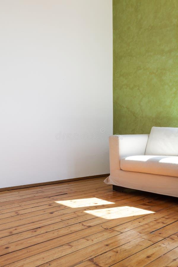 Interior casero, detalle foto de archivo