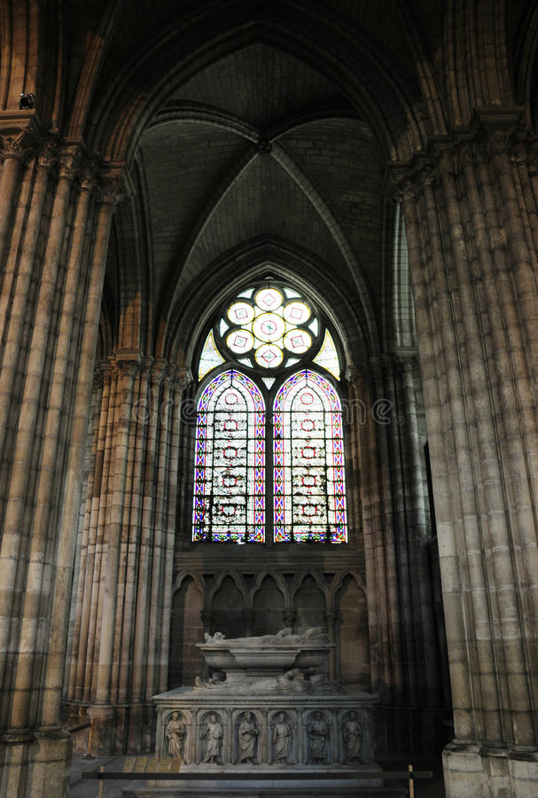 Download Interior Of The Cathedral With Skylight Stock Photo - Image: 11075318