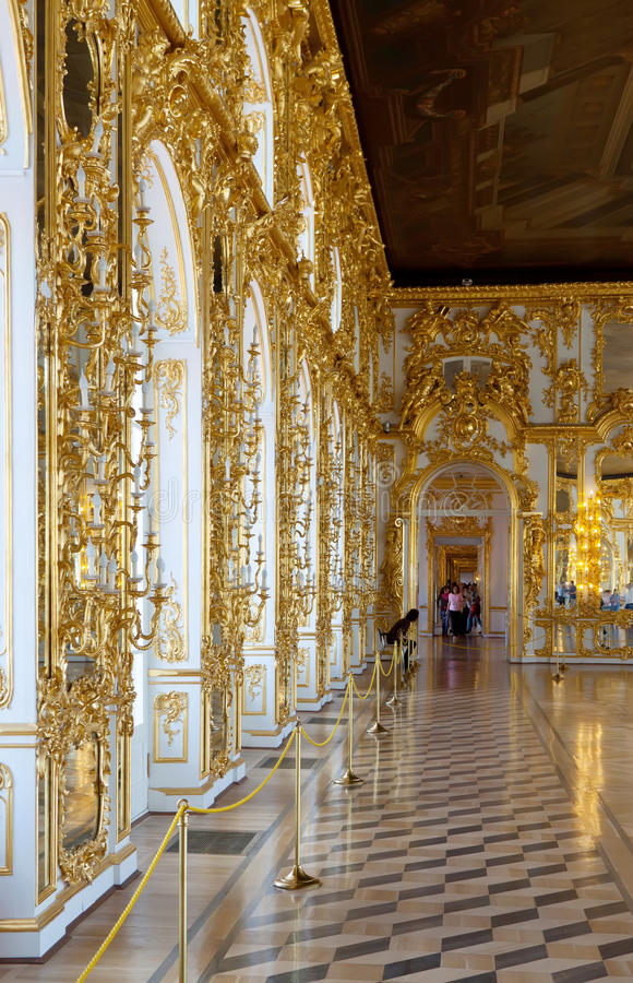 Download Interior Of Catherine Palace Editorial Image - Image: 27985230