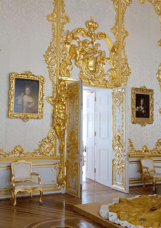 Download Interior Of Catherine Palace Editorial Stock Image - Image: 27985264