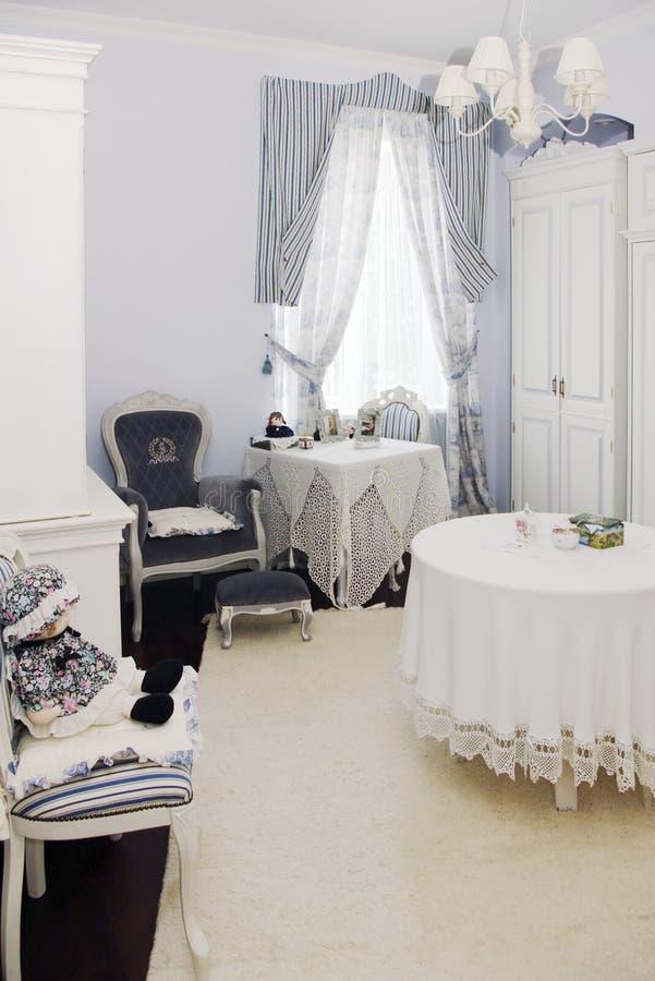 Interior clásico - cocina foto de archivo libre de regalías
