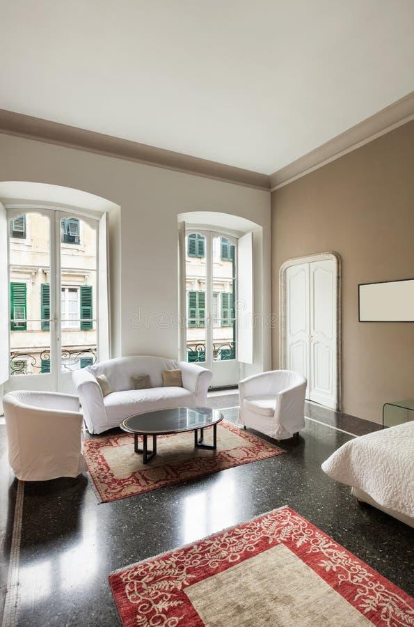 Free Interior, Classic Living Room Royalty Free Stock Photos - 31414558